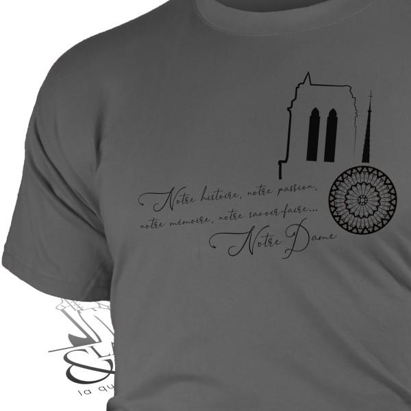 T-shirt Notre-Dame de Paris