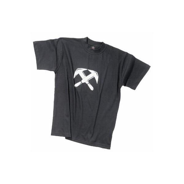 T-shirt avec blason de métier FHB