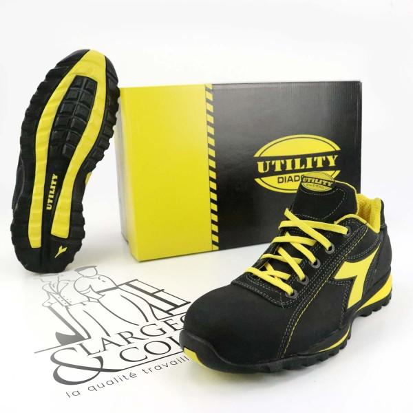 Baskets de sécurité basses Glove Diadora