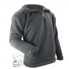 Pull de travail troyer FHB anthracite