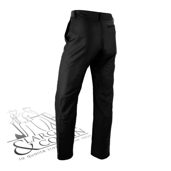 Pantalon droit moleskine Lafont - Benoit