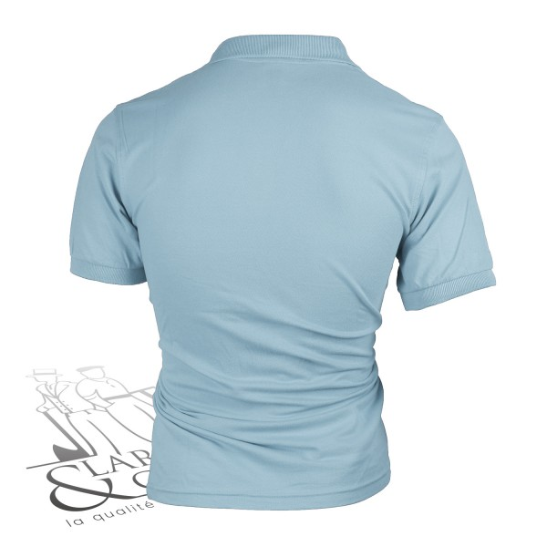 Polo simple manches courtes
