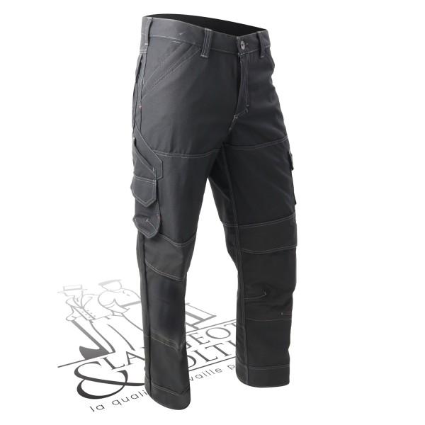 Pantalon de travail en toile Canvas FHB
