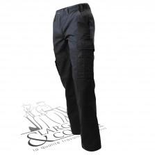 Pantalon cargo multipoche Blaklader noir