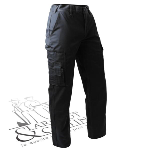 Pantalon cargo multipoche Blaklader