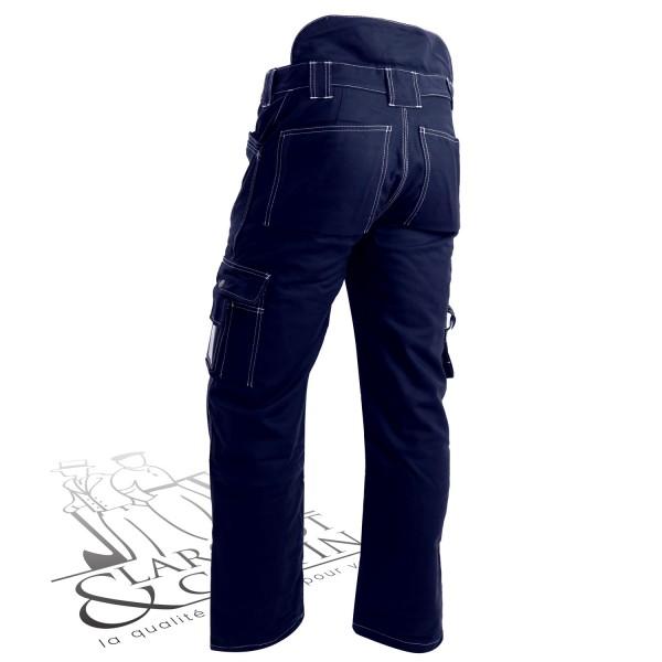 Pantalon hiver doublé blaklader