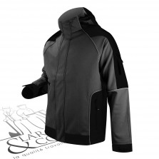 Veste Imperméable Softshell FHB gris