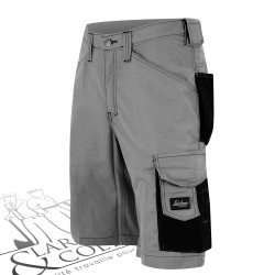 Short Rip-stop Snickers gris