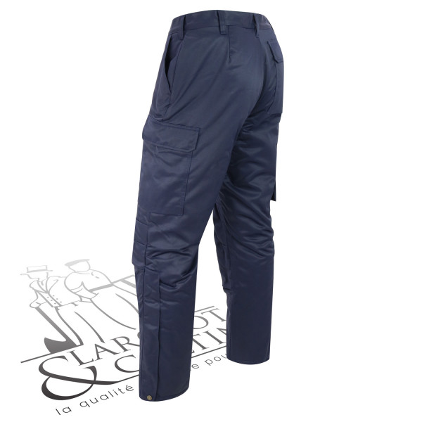 Pantalon hiver doublé