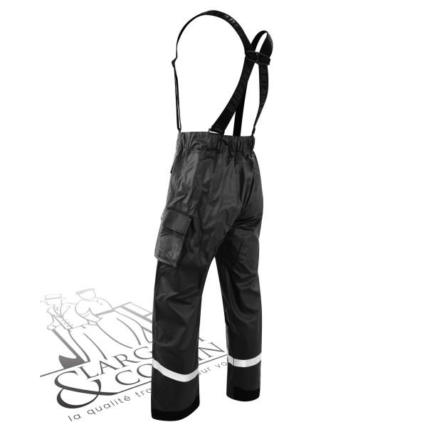 Pantalon de pluie tissu lourd