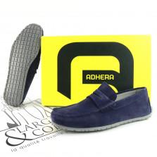 Chaussures mocassin Adhera marine