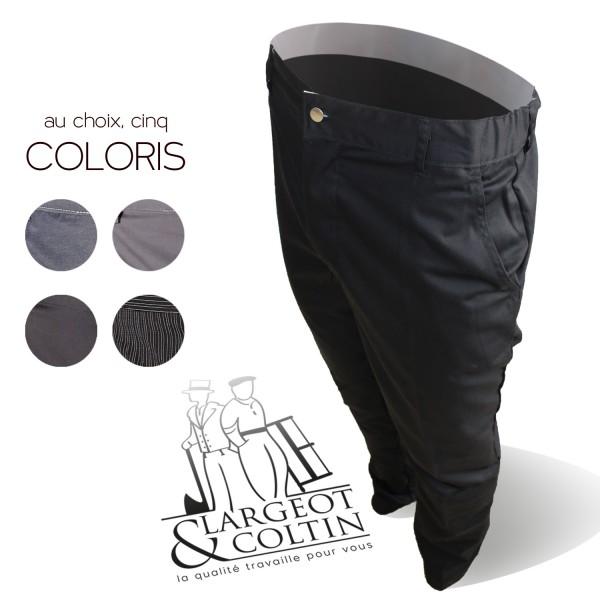 Pantalon De Cuisine Timeo Robur Largeot Et Coltin En Stock