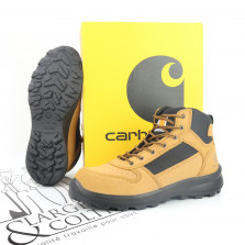 Chaussure S1P haute Carhartt Marron
