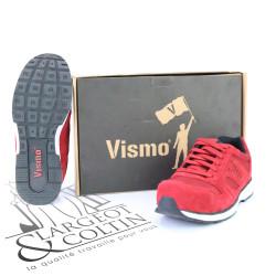 Basket de sécurité S1P Vismo rouge