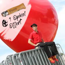 LOOK COMPLET | Saint Valentin