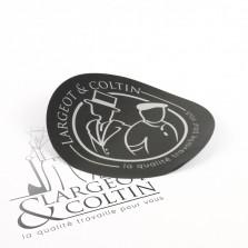 Sticker Largeot & Coltin 5 pièces