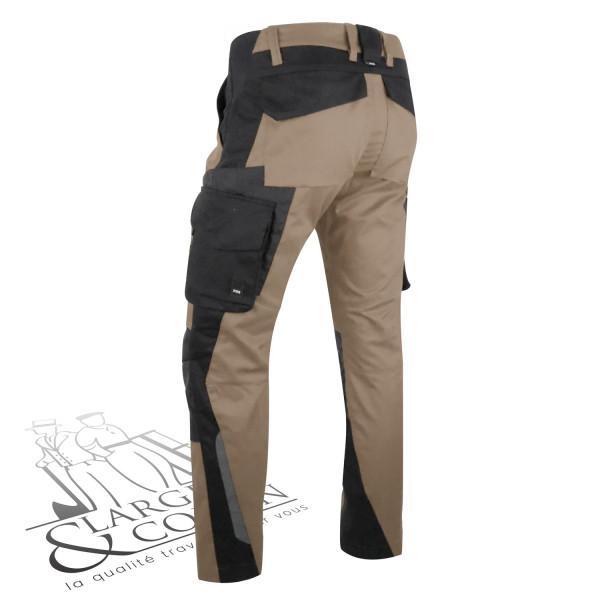 Pantalon de travail slim femme Alma FHB