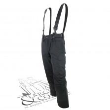 Pantalon hiver doublé avec bretelles