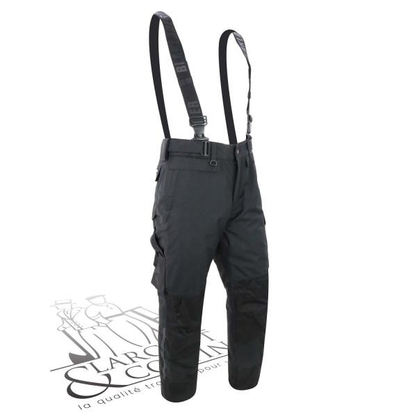 Pantalon hiver doublé avec bretelles Blaklader