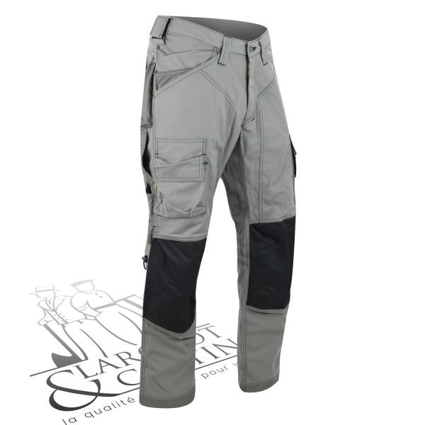 Pantalon genouillères renforcées Kevlar Snickers