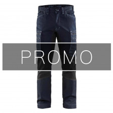Pantalon de travail denim Blaklader