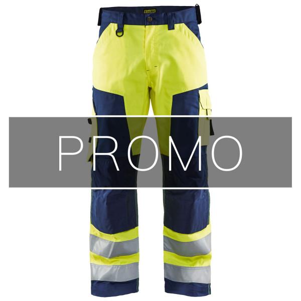 Promo - Pantalon de travail haute visibilité Blaklader