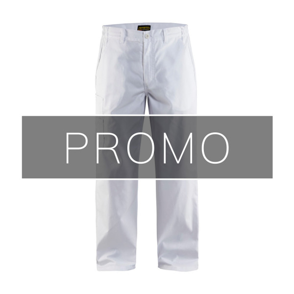 Promo - Pantalon industrie blanc Blaklader