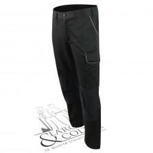 Pantalon avec poches pour genouillères