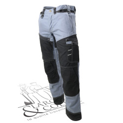 Pantalon de travail X1500 Blakläder gris