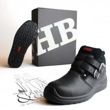 Chaussures de sécurité à boucles