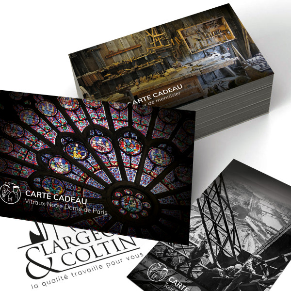 Carte cadeau Largeot & Coltin