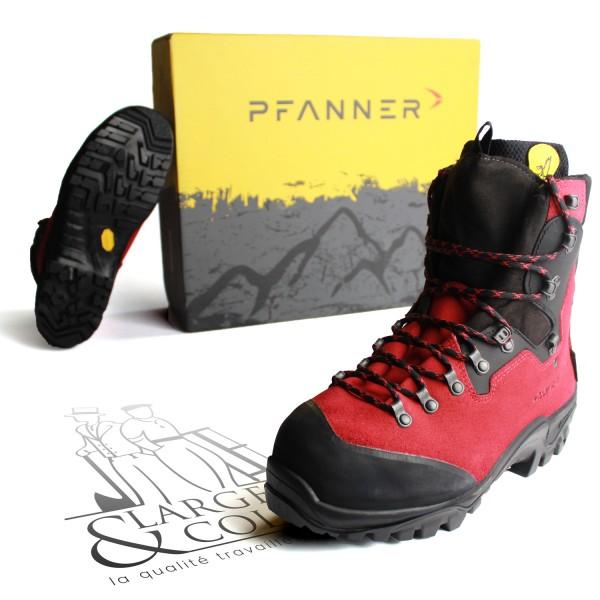 Chaussures de bûcheron Zermatt GTX