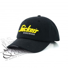 Casquette baseball brodée Snickers