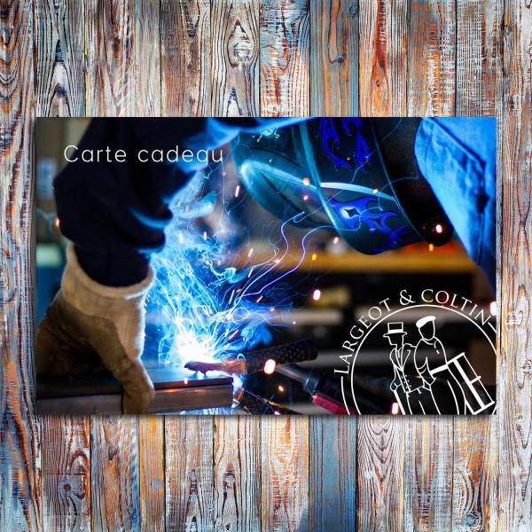 Carte cadeau worker collection