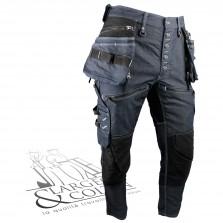 Pantalon Denim Strech Blåkläder