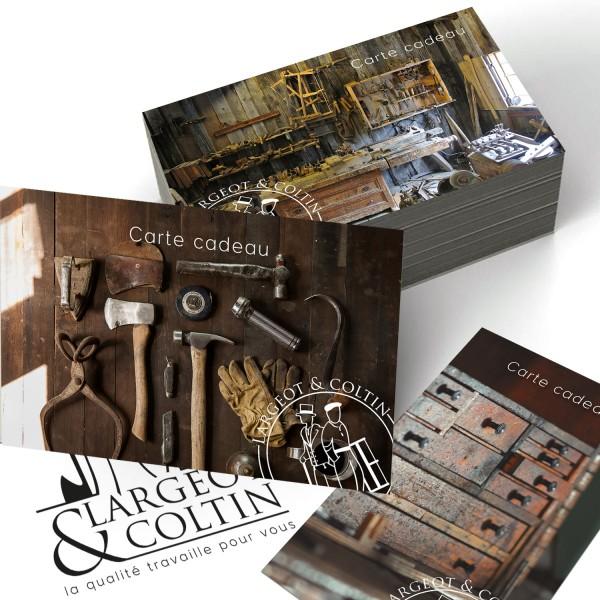Carte cadeau tools collection