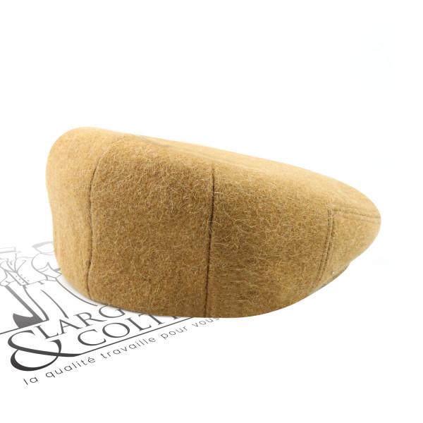 Casquette en laine de Burel le Laboureur