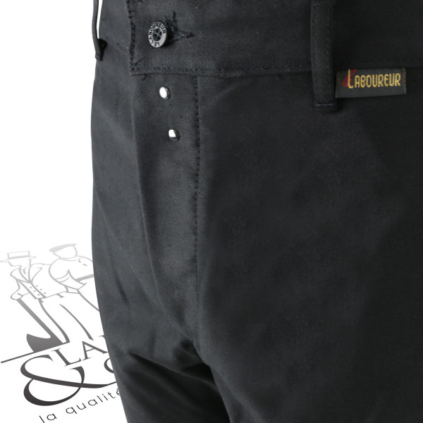 Largeot 100% coton 2 poches mètres Le Laboureur