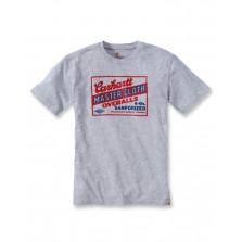 Promo - T-shirt logoté de travail Carhartt