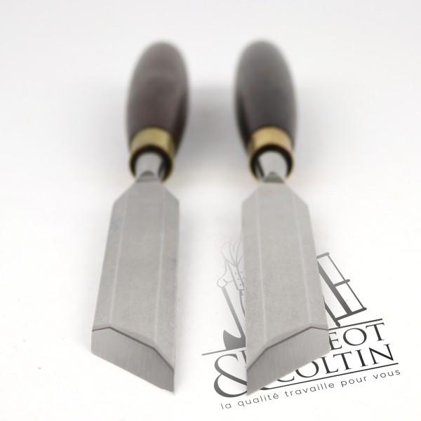 Paire de ciseaux en biais Crown hands tools