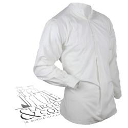 """Chemise plissée """"artiste"""""""