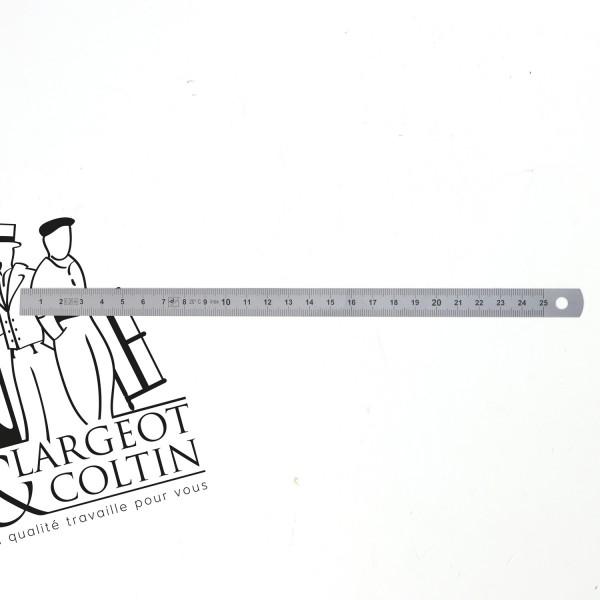 Réglet flexible inox