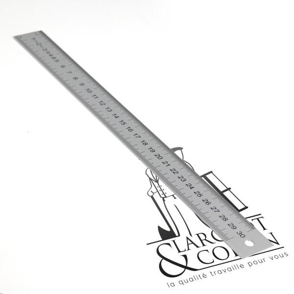 Réglet semi-rigide aluminium