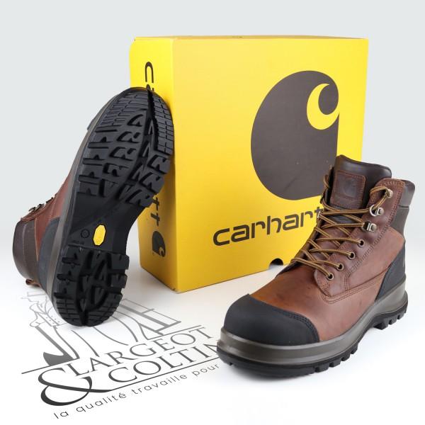 Chaussures de sécurité Carhartt brun