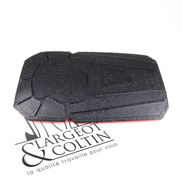 Bouton en m/étal YKK Fermeture /à glissi/ère YKK Noir Vert Poches pour genouill/ères strongAnt/® Made in EU Pantalon de Travail Berlin Pro