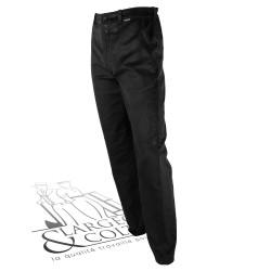 Pantalon velours coupe droite Le Laboureur noir
