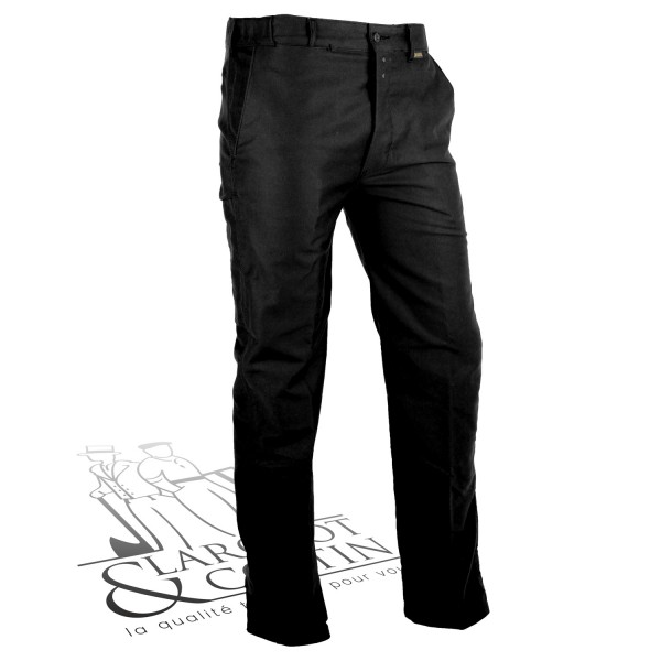 Pantalon moleskine coupe droite Le Laboureur