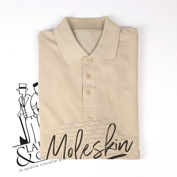 Polo Moleskin Passion
