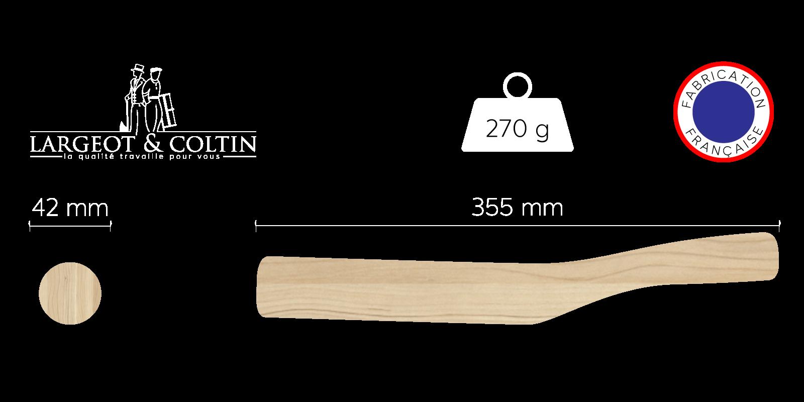 batte de plombier ronde