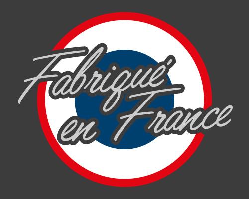 Un produit fabriqué en France